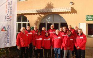 Bénévoles et personnels des Comités 05 & 04